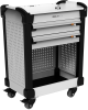 MultiTek Cart 2 Drawer(s) -- RV-DB37A2U008L3B -Image