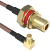 Coaxial Cables (RF) -- 2072-CABLE196RF-0100-A-1-ND -Image