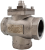 Thermostatic Mixing/Diverting Valve -- 2 M/D - Image
