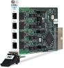 PXI-8432/4, 2000V Isolated RS232, 4 Port Serial Interface -- 779538-01