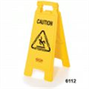 Rubbermaid Floor Safety Signs -- 6112