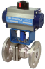 Flanged Ball Valve -- IS-2PF Series -Image