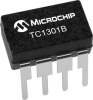 Dual LDO with Microcontroller Reset Function -- TC1301B -Image