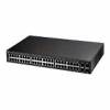 ZyXEL GS-1548 - Switch - managed - 48 x 10/100/1000 + 4 x sh -- GS1548