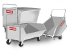 Heavy Duty Chip Cart -- HW-134 - Image