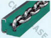 Chain Guides with Metallic Profile for Round Link Chains as per DIN 766/764 -- Type CRO -Image
