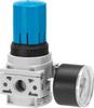 Pressure regulator -- LR-1/4-DB-7-MINI -Image