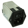Power Entry Connectors - Inlets, Outlets, Modules -- CCM1698-ND -Image