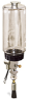 "(Formerly B1743-6X17), Electro Chain Lubricator, 1 qt Polycarbonate Reservoir, 5/8"" Round Brush Nylon, 120V/60Hz -- B1743-032B1NR21206W -- View Larger Image"