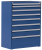 Heavy-Duty Stationary Cabinet (with Compartments), 8 Drawers (48