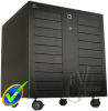 Lian Li PC-343B Modular Cube Case - Black -- 15182