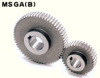 160mm PD Ground Spur Gears -- MSGA2-80 -- View Larger Image