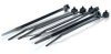 6in Cable Ties - Black - 100pk -- 2601-43037-000