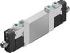 Air solenoid valve -- VUVG-BK10-B52-T-F-1R8L-S -- View Larger Image