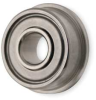 Mini Ball Bearing,Flanged,Bore 0.2500 In -- 1ZFA7