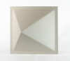 Diffusers for Ceilings & Walls -- MBI Pyramid Diffuser 1/8
