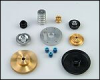 5mm HTD (5M) Pulley - Aluminum - Image
