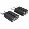 Rectangular Connectors - Headers, Receptacles, Female Sockets -- 801-83-010-40-001101-ND -Image
