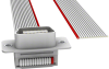 D-Shaped, Centronics Cables -- M7LXK-1410J-ND -Image