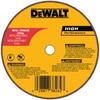 DEWALT 3 In. Fast Cutting Wheel -- Model# DW8706