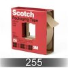 3M Scotch 255 Brown Box Sealing Kit - 1 1/2 in Width x 60 yd Length - 5.3 mil Thick - 07512 -- 021200-07512 - Image