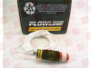 "FLOWLINE GT10-1305 ( THERMO-FLO™ FT10 & GT10 LIQUID & GAS FLOW SWITCH, PP-RYTON, SHORT, 3/4"" NPT ) -Image"