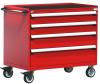 R Mobile Cabinet, 4 Drawers (48