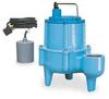 Pump,Sewage,4/10 HP -- 4NY90