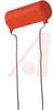 Capacitor; 0.47 uF; 200 WVDC; + 5%; Hockey Crimped; 0.1; 400000 Megohms; -55 d -- 70079369