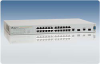 FS750 Fast Ethernet WebSmart Switches -- AT-FS750/24