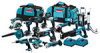 LXT1500 - 18V LXT® Lithium-Ion Cordless 15-Pc. Combo Kit -- LXT1500