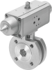 Ball valve actuator unit -- VZBC-15-FF-40-22-F0304-V4V4T-PS15-R-90-4-C -Image