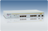 GS950 Gigabit WebSmart Switches -- AT-GS950/8POE