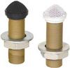 RF Resistant Cardioid Condenser Mini-Boundary Microphones Black -- 201R