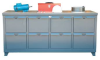 8 Heavy-Duty Drawer Cabinet -- 63-MT-300-8DB -- View Larger Image