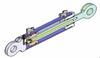 Hydraulic Cylinder Position Transducer -- LA/LB - Image