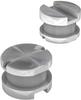 Fixed Inductors -- SDR0403-151KLDKR-ND -Image