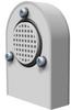 Enclosure Air Vent Polycarbonate SDV Series -- 62398002719-1