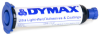 Dymax Ultra Light-Weld® GA-112 UV Curing Sealant Black 30 mL MR Syringe -- GA-112 30ML MR SYRINGE -Image