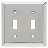 Standard Wall Plate -- SB2-CH - Image