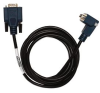 RS-232 Right Angle Serial Cable for Compact Fieldpoint, DB-9 -- 189284-02