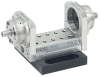 Adjustable Fiber-to-Fiber Coupler, 400 - 600 nm, SMA -- FBP-A-SMA