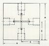 Crosses, Tees, Elbows, Coupling -- M-Series - Image