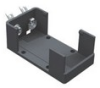 9 Volt Battery Holder- Quick-Fit Terminals -- 1295 - Image