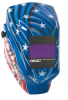 Head-Turners Graphic Welding Helmets - HSL-100 Glory > LENS - Pro Variable > UOM - Each -- 3011640 -- View Larger Image