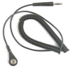 Static Control Cord, Straight,8 1/2 Feet -- 4ECV7