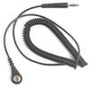 Static Control Cord, Straight,8 1/2 Feet -- 4ECV7
