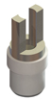 PTFE Insulated Split Fork Terminal -- 11112 -Image