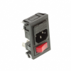Power Entry Connectors - Inlets, Outlets, Modules -- 708-2422-ND -Image