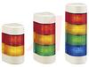 LIGHT TOWER,2-LIGHT,24V AC/DC,RED,GREEN,WALL MOUNT -- 70038757